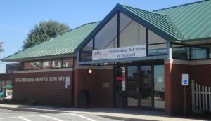 Kaltreider Benfer Library